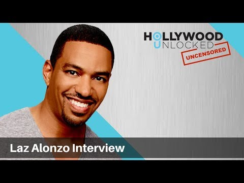 Laz Alonso Returns To Hollywood Unlocked [UNCENSORED]