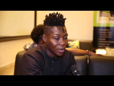 Get To Know Why Reekado Banks Cried On Stage