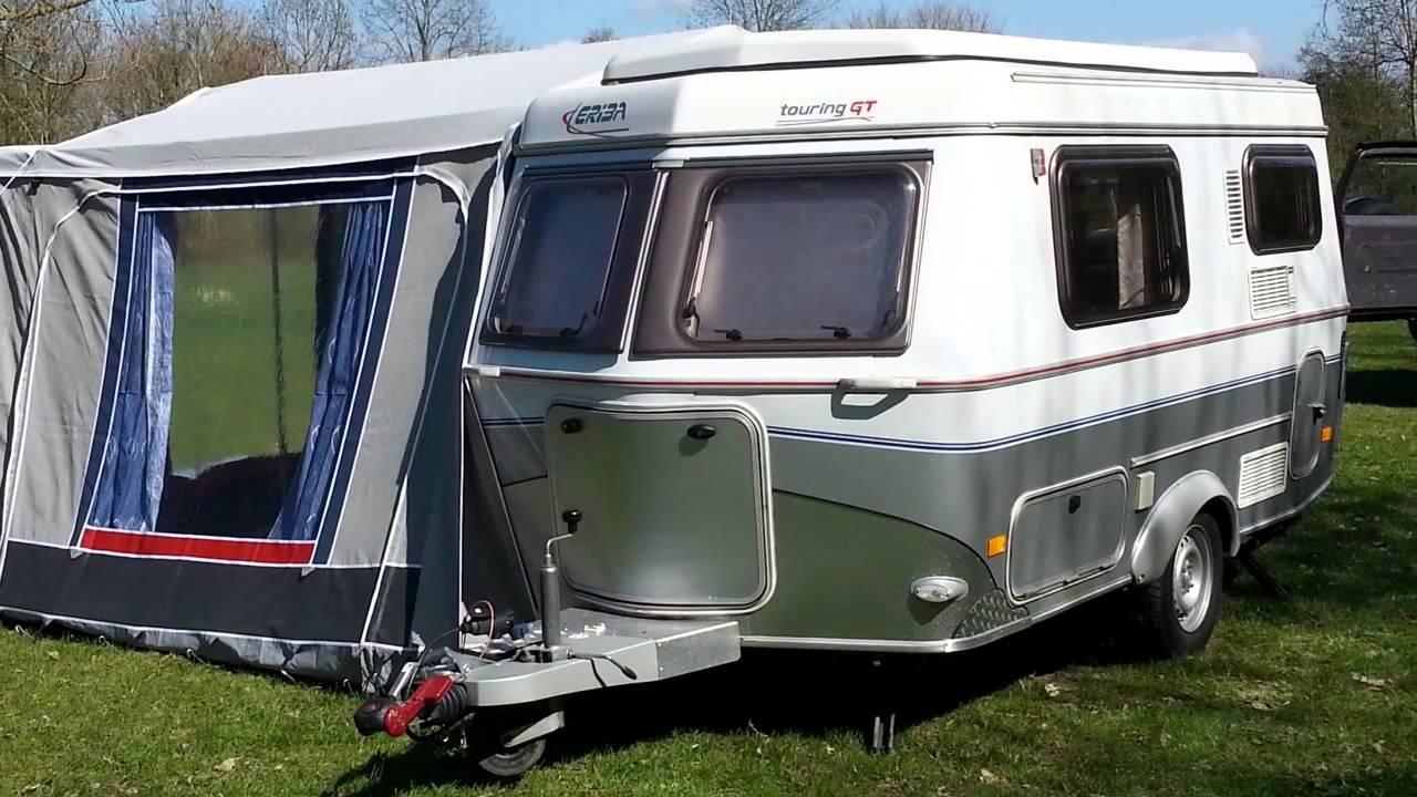 Caravan te koop eriba puck chique puck met vt luifel for Luifel caravan aanbieding