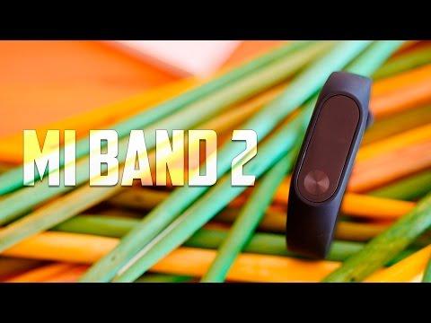 Xiaomi Mi Band 2, review en español