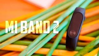 видео Xiaomi Mi Band 2 (Black)