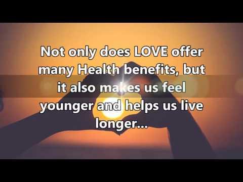 9 Health Benefits of Love
