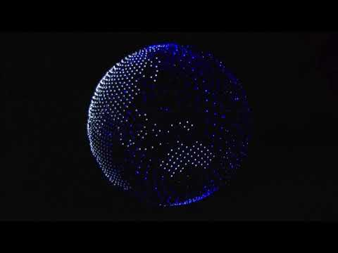 Tokyo Olympics: Constellation of drones form globe at opening ceremony