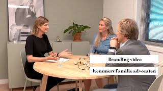 Branding Video - Kemmers Familie Advocaten