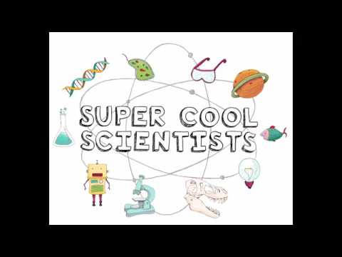 Super Cool Scientists A Women In Science Coloring Book By Sara Macsorley