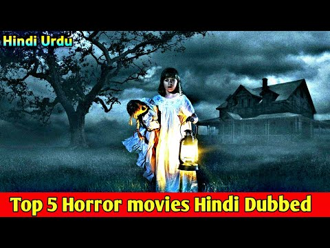 Top 5 Horror Movies Of Hollywood Dubbed In Hindi || Top Filmy Boy🔥