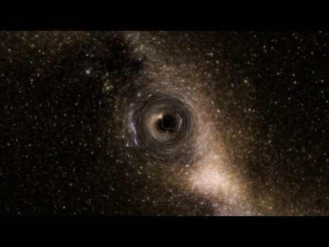 Falling Into A Black Hole (Realistic Ultra HD 360 VR Movie) [8K]