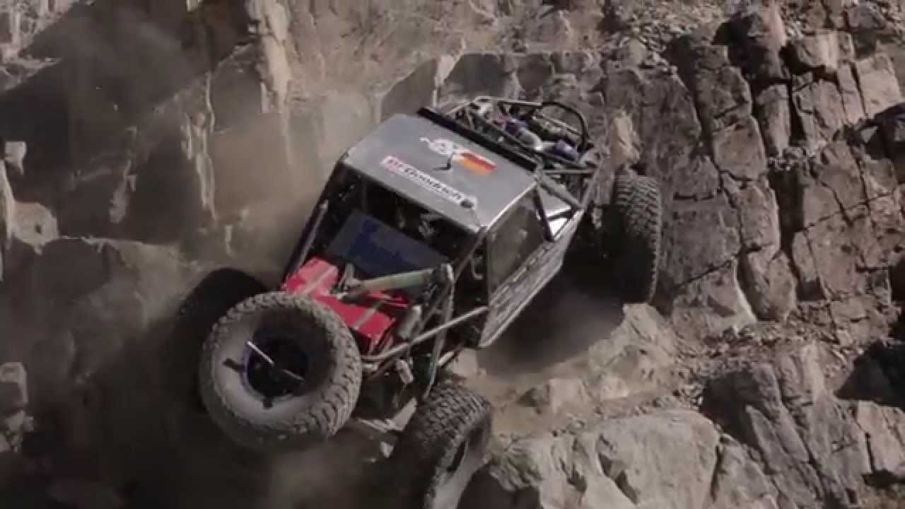 King of the Hammers 2015 - King Shocks Highlights