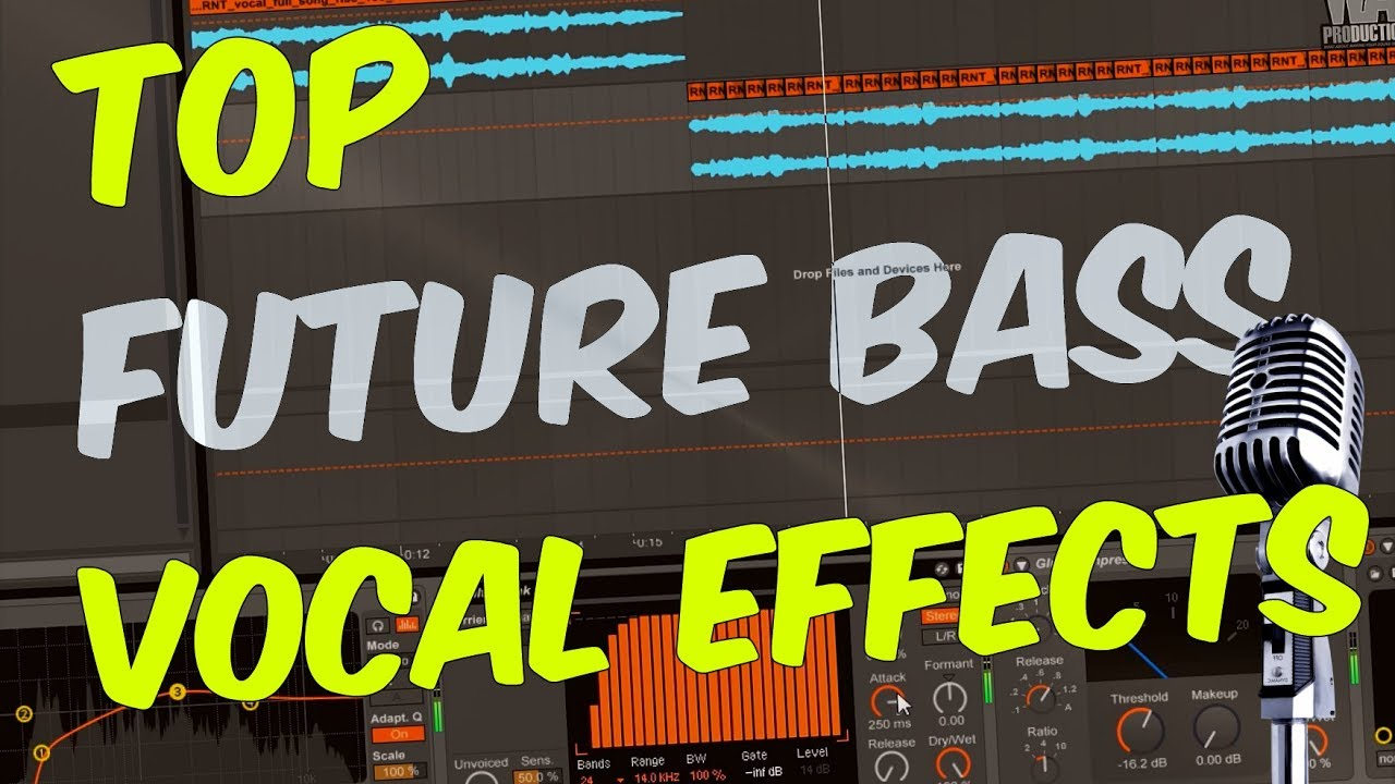 top future bass vocal processing tips effects youtube. Black Bedroom Furniture Sets. Home Design Ideas