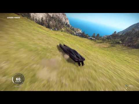 Just Cause 3 How To Collect The Squalo X7 Without A Helicopter