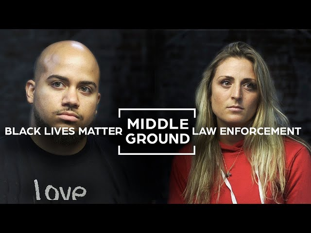 Can Black Lives Matter & Law Enforcement See Eye To Eye?