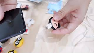 Cable Bite TsumTsum / Pelindung Kabel / Cable Saver / Cable Protector