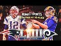 Ronbo Sports In Yo Face At Yo Place Watching Patriots vs. Rams Super Bowl LIII 2019