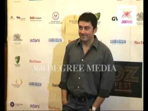 Actor Jugal Hansraj poses for media at the premiere of the movie 'Fearless Nadia'