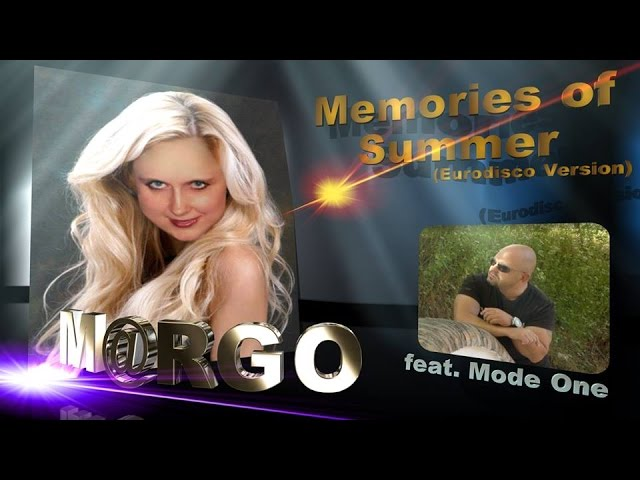 """M@rgO & Mode One - """"Memories of summer""""(video-anonce)"""