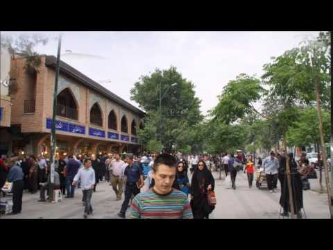 IRAN TRAVEL - TAHRAN 2013