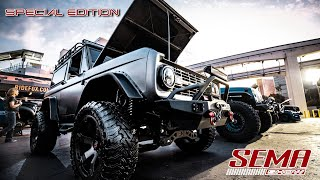 There Were How Many Ford Broncos at SEMA 2019???