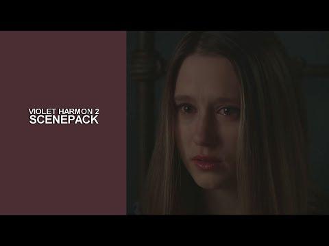 Violet Harmon Scenes (American Horror Story) 1080p/Part 2