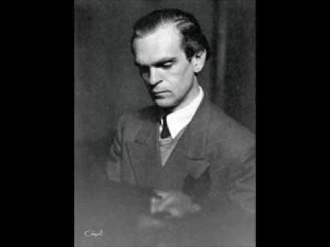 Witold Malcuzynski plays Brahms Rhapsody in G minor Op. 79 No.  2