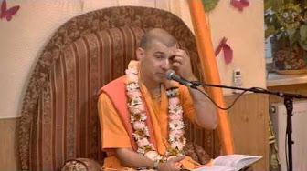 Шримад Бхагаватам 4.18.5 - Бхакти Расаяна Сагара Свами
