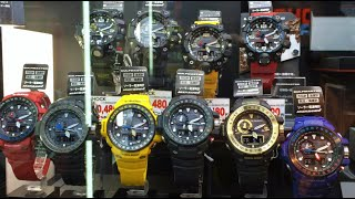G-Shock hunting in Shinjuku | Yodobashi Camera west Shinjuku