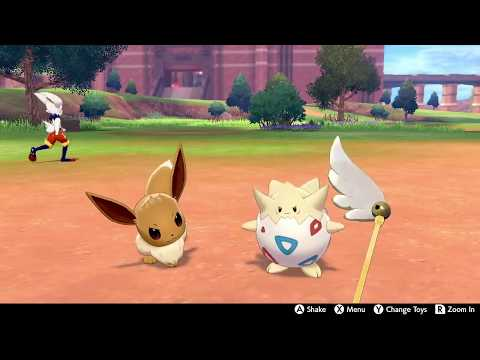 How To Max Friendship/Happiness Fast In Pokémon Sword And Shield