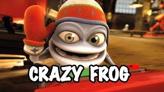 Crazy Frog - Last Christmas (Offici...