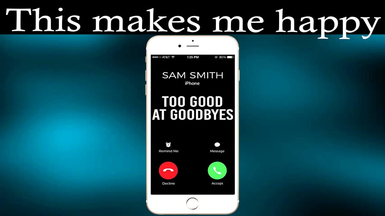 Sam smith рингтон скачать