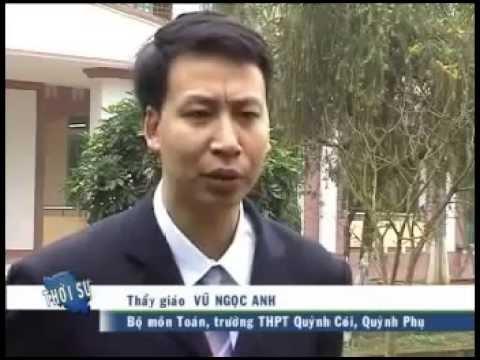 Phóng sự Trường THPT Quỳnh Côi chuẩn bị cho kỳ thi tốt nghiệp THPT