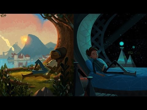 Broken Age Act 1 - Now Playing
