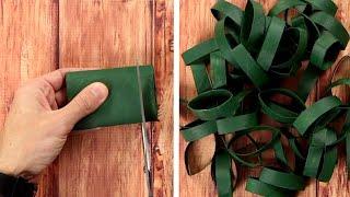 크리스마스 분위기 물씬 풍기는 25가지 DIY