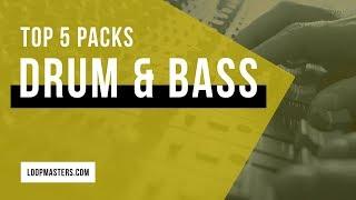 Top 5 | Drum Bass Sample Packs on Loopmasters 2018