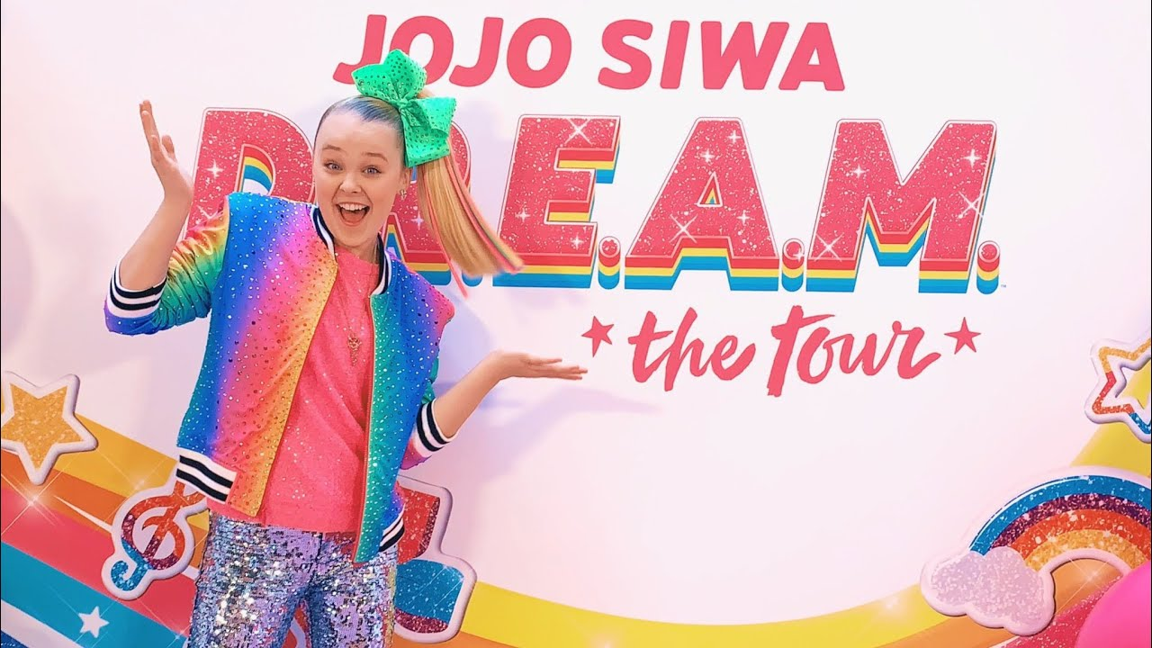 JoJo Siwa Announces 2019 D R E A M The Tour: Dates and Tickets