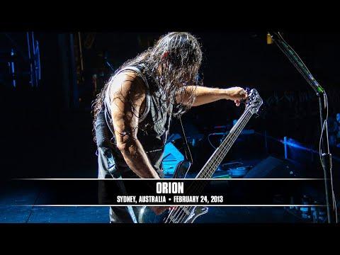 Metallica: Orion (MetOnTour - Sydney, Australia - 2013) Thumbnail image