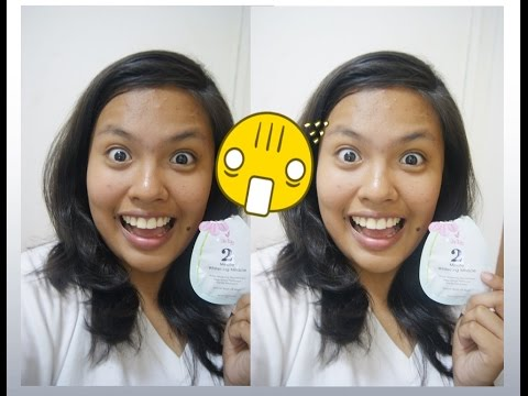 iWhite Korea 2 Minute Whitening Miracle Review & Demo ...