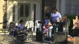 Flip Notes Band Live at Pistahan SA CBS Studios Sunday, August 26, 2012 - Diversity News Magazine