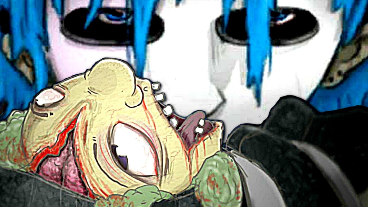 Im a ghost Sallyface Face art Face Sally