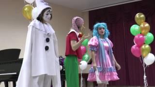 Новогоднее путешествие Буратино и его друзей