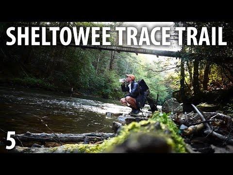 The End / Walking Across Kentucky - Sheltowee Trace Trail Thru Hike