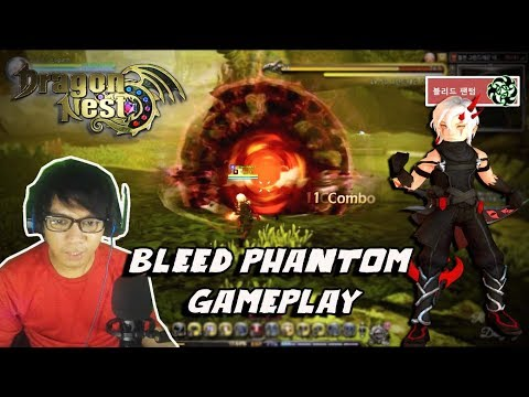 Dragon Nest Korea – Bleed Phantom Gameplay