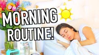 Morning Routine 2016 | Jeanine Amapola