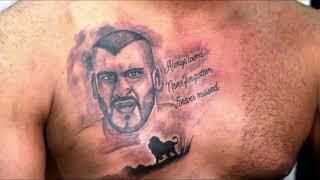 R.I.P  Sukhman Chohla   Portrait Tattoo  2018