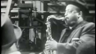 Ben Webster Sextet - C jam blues (1959)
