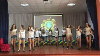 Флеш-моб на День Учителя /Флешмоб Onuka
