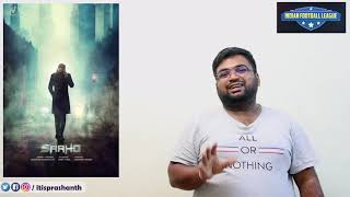 Saaho Trailer - My Thoughts !