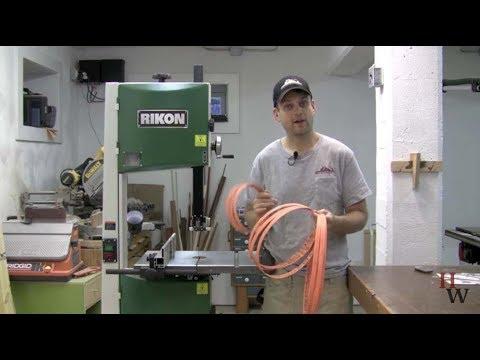 Highland Woodworking Wood Slicer Bandsaw Blade