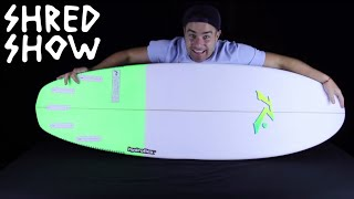 Shred Show - Quads vs thrusters, Epoxy vs pu, and Happy Shovel vs Dwart.