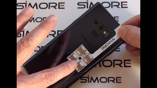 Galaxy Note9 Dual SIM - Quadruple Multi-SIM Adapter 4G for Note9 - SIMore Speed ZX-Four Nano