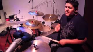 Soy Perdonado Coalo Zamorano Drum Cover Mas Fuerte Que Nunca