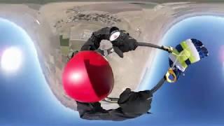 Skydive Utah in Virtual Reality (329) - 4-Way Belly